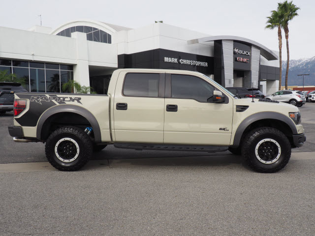 Pre-Owned 2013 Ford F-150 4WD SuperCrew 145 SVT Raptor