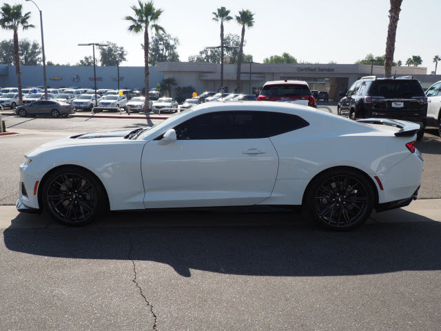 Pre-Owned 2018 Chevrolet Camaro 2dr Cpe ZL1