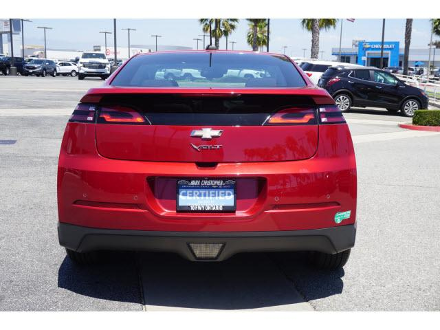 Certified Pre-Owned 2015 Chevrolet Volt 5dr HB