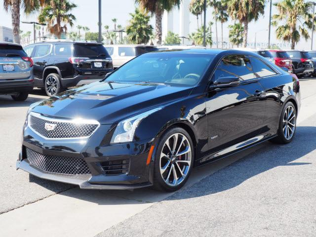 Certified Pre-Owned 2016 Cadillac ATS-V 2dr Cpe