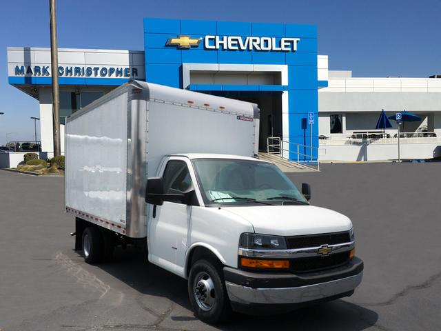 New 2019 Chevrolet Express 3500 Work Van