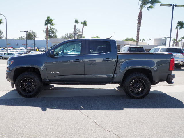 Pre-Owned 2017 Chevrolet Colorado 2WD Crew Cab 128.3 LT