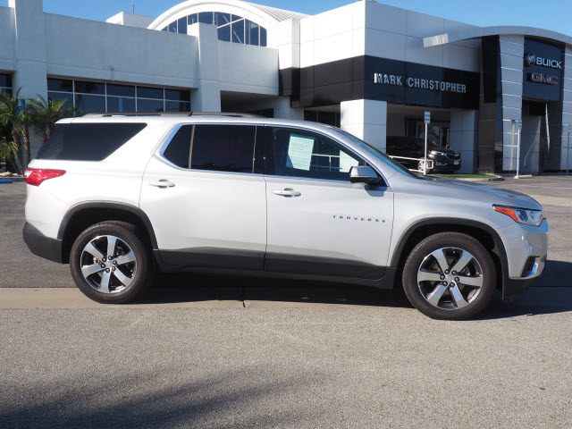 Certified Pre-Owned 2019 Chevrolet Traverse FWD 4dr LT Leather w/3LT