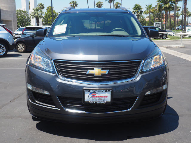 Pre-Owned 2014 Chevrolet Traverse FWD 4dr LS