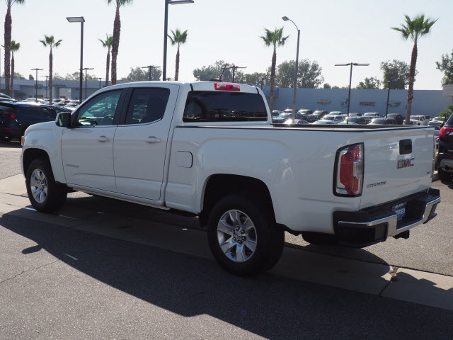 Certified Pre-Owned 2016 GMC Canyon 2WD Crew Cab 140.5 SLE