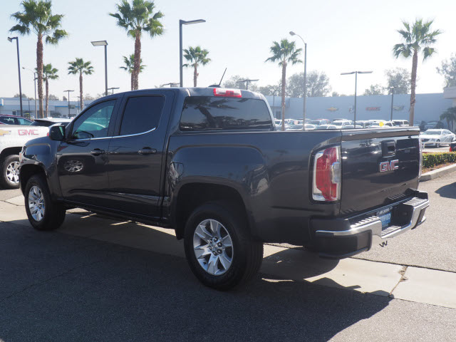 Certified Pre-Owned 2016 GMC Canyon 2WD Crew Cab 128.3 SLE