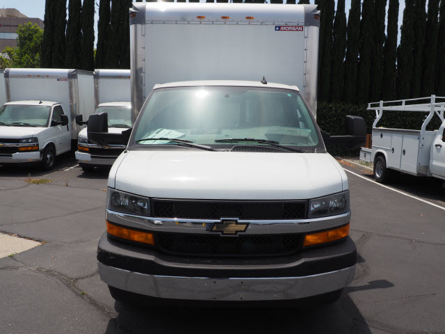 New 2019 Chevrolet Express 4500 Work Van