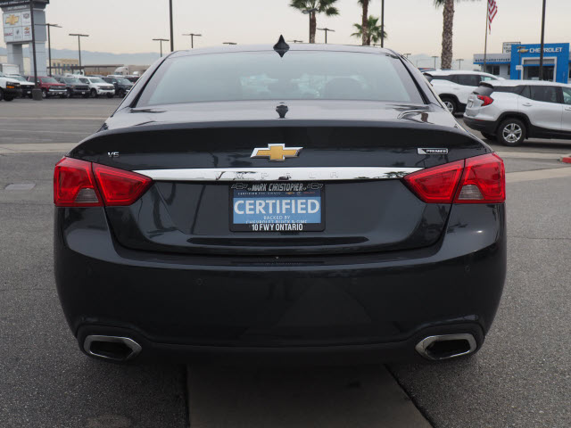Certified Pre-Owned 2018 Chevrolet Impala 4dr Sdn Premier w/2LZ