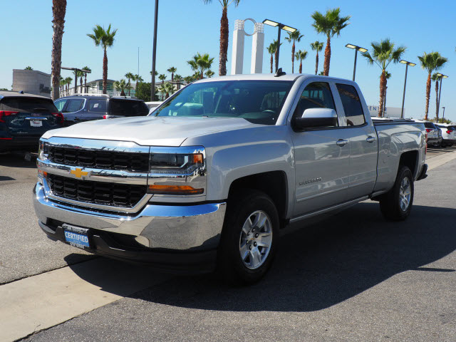 Certified Pre-Owned 2019 Chevrolet Silverado 1500 LD 2WD Double Cab LT