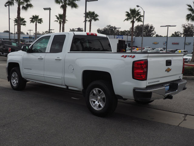 Certified Pre-Owned 2019 Chevrolet Silverado 1500 LD 4WD Double Cab LT w/1LT