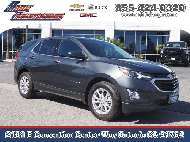 Certified Pre-Owned 2020 Chevrolet Equinox FWD 4dr LT w/1LT