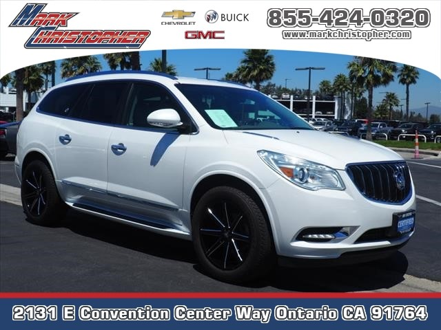 Certified Pre-Owned 2017 Buick Enclave FWD 4dr Leather