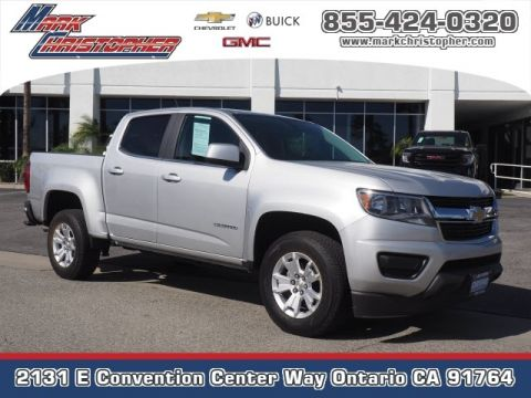 Certified Pre-Owned 2020 Chevrolet Colorado 2WD Crew Cab 128 LT
