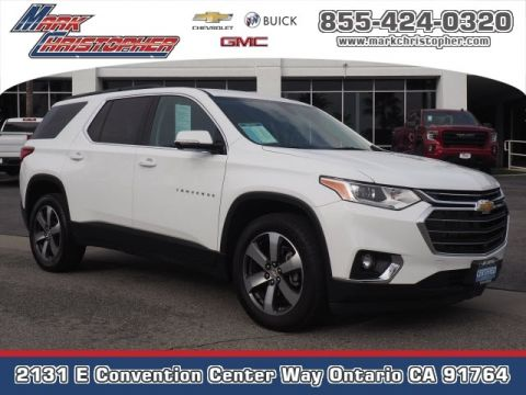 Certified Pre-Owned 2020 Chevrolet Traverse FWD 4dr LT Leather