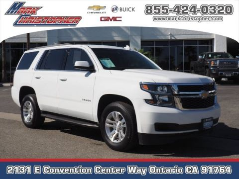 Certified Pre-Owned 2019 Chevrolet Tahoe 2WD 4dr LT