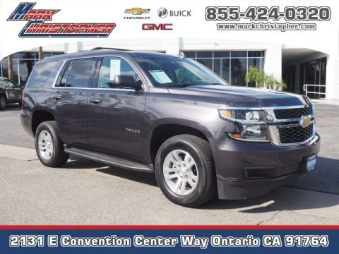 Certified Pre-Owned 2016 Chevrolet Tahoe 2WD 4dr LT