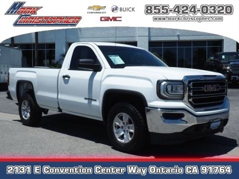 Certified Pre-Owned 2017 GMC Sierra 1500 2WD Reg Cab 133.0