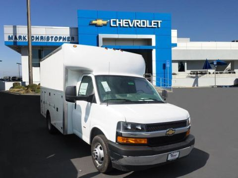 New 2019 Chevrolet Express 3500