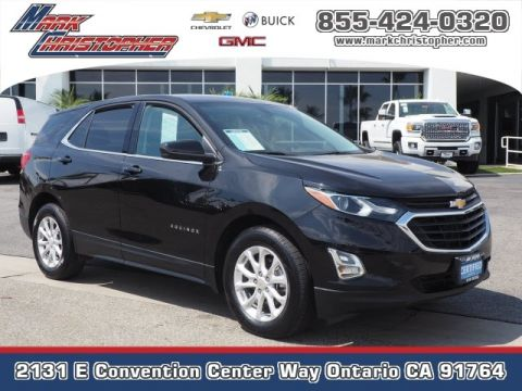 Certified Pre-Owned 2018 Chevrolet Equinox AWD 4dr LT w/1LT