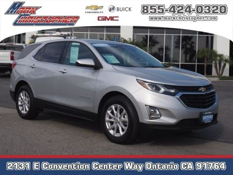 Certified Pre-Owned 2019 Chevrolet Equinox FWD 4dr LT w/1LT
