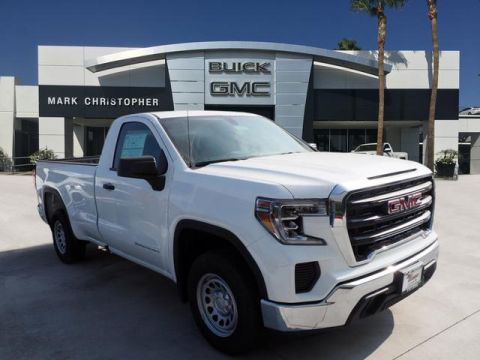 New 2020 GMC Sierra 1500 Base
