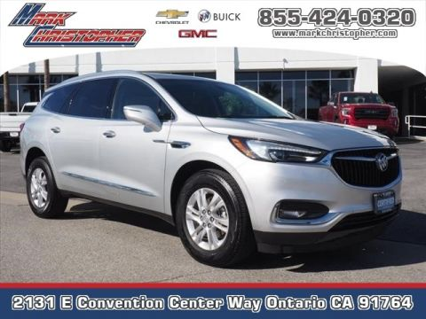 Certified Pre-Owned 2020 Buick Enclave FWD 4dr Essence