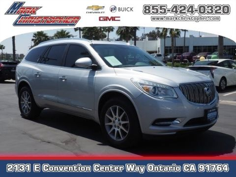 Certified Pre-Owned 2016 Buick Enclave FWD 4dr Leather